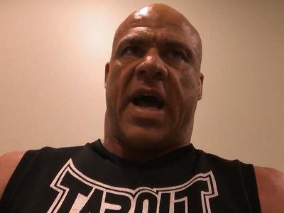 Kurt Angle Says There's No Way He's Wrestling At Royal Rumble (VIDEO)