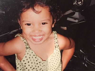 Guess Who This Dimpled Doll Turned Into!