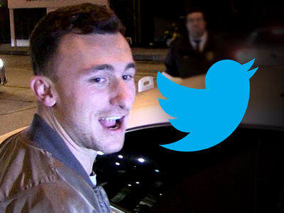 Johnny Manziel Says Twitter Is a Distraction ... 'I Need to Shut Up and Work'
