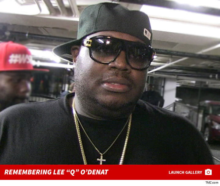 Worldstarhiphop Founder Lee Odenat Known As Q Has Died Tmz Has Learned