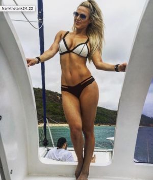 WWE Diva Lana's Hot Shots
