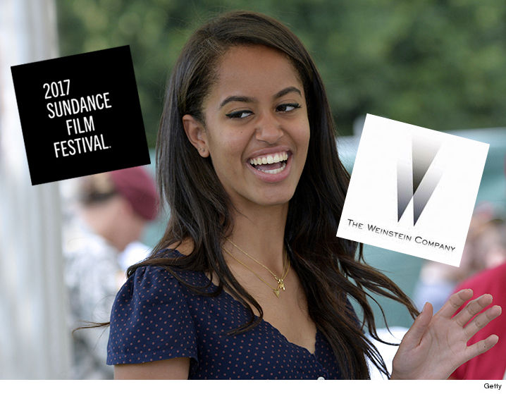 Malia Obama Not Mixing Weinstein Biz with Sundance Pleasure
