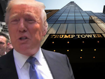 Trump Tower Residents Angry Over Security