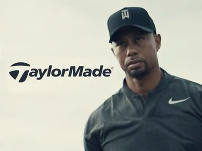 Tiger Woods Has a New Swingin' Partner (PHOTOS)