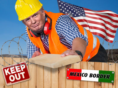 Donald Trump ... How to Build a Wall