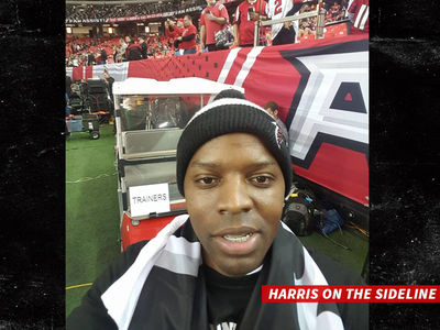 Vet Says Gucci Mane Kicked Him Out of His Seat at Falcons Game (PHOTO + VIDEO)