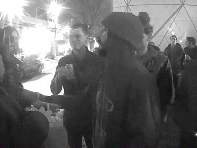 Shia LaBeouf Videos Show Actor Assaulting Protester