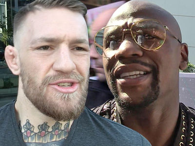 Conor McGregor Says He Wants Floyd By End of 2017