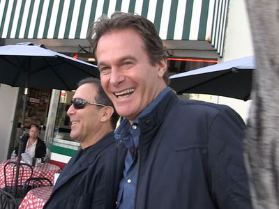 Rande Gerber, By George We Think He Got It!!! (VIDEO)