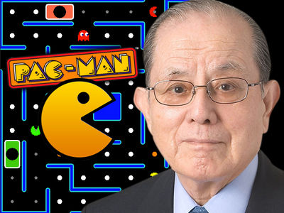 Pac-Man Creator Masaya Nakamura Dies at 91