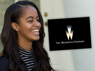 Malia Obama Is Pitching Scripts to Execs at Weinstein