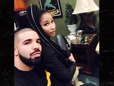 Nicki Minaj and Drake Call Truce (PHOTOS)