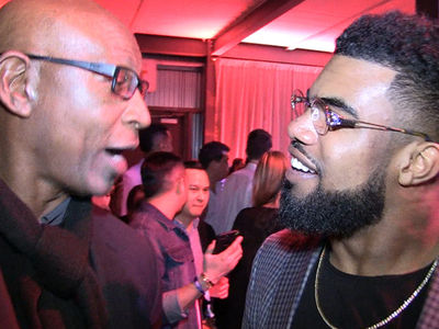 Eric Dickerson to Ezekiel Elliott -- GLAD YOU DIDN'T BREAK MY RECORD ... Hope You Never Do! (VIDEO)