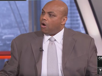 Shaq to Barkley ... If I Was LeBron, I'D PUNCH YOU IN THE FACE! (VIDEO)