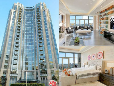 Gigi and Bella Hadid's Mom Lists L.A. Condo to Move to NYC (PHOTO GALLERY)