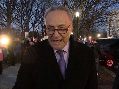 Sen. Chuck Schumer Says Gorsuch's View on Trump's Travel Ban is Everything (VIDEO)