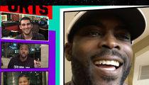 Michael Vick Says Madden '04 Vick Is Video Game GOAT (VIDEO)