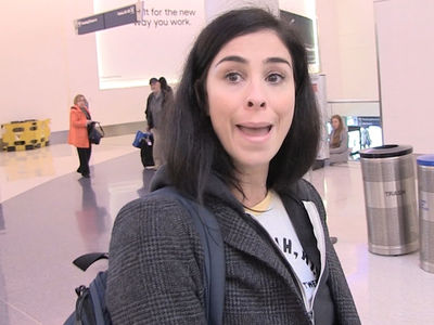 Sarah Silverman Vows to Keep Resisting Trump After Betsy DeVos Confirmation (VIDEO)