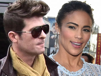 Robin Thicke Shut Down in Court Over Visitation with Son Julian
