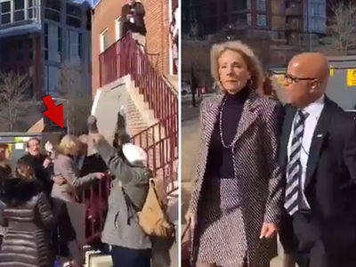 Education Sec. Betsy DeVos Gets Shamed, 'Game of Thrones' Style (VIDEO)