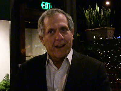 Les Moonves Says What Oprah Wants, Oprah Gets at CBS (VIDEO)
