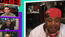 Rap Legend Twista LOVED Shaq's Freestyle Barkley Diss (VIDEO)