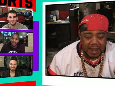 Rap Legend Twista LOVED Shaq's Freestyle Barkley Diss (VIDEO)