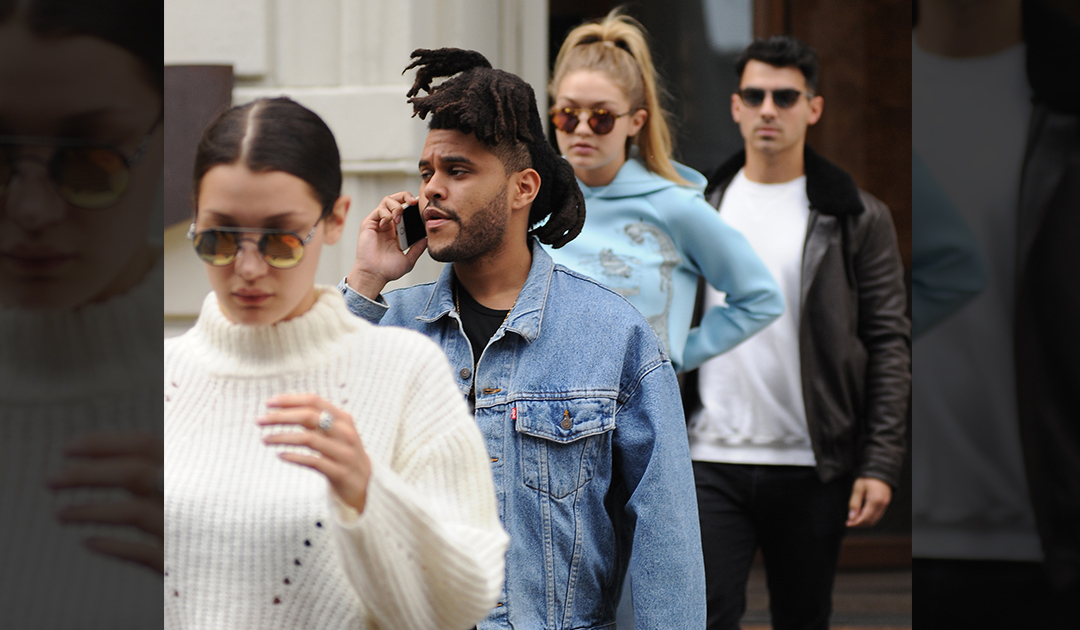 Kylie Jenner and Tyga Rock New Haircuts (PHOTOS)