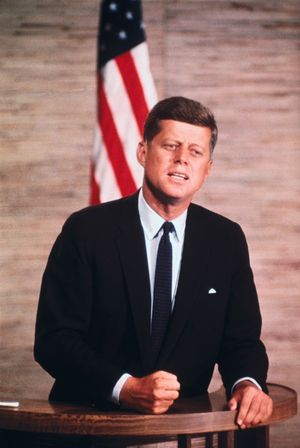 Remembering John F. Kennedy