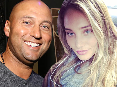 Derek Jeter: I'M HAVING A BABY!!! (PHOTO)