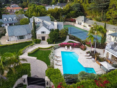Mariah Carey Drops $100k a Month For 90210 Zip Code (PHOTO GALLERY)