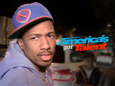 'America's Got Talent' Execs Won't Hold Nick Cannon To Contract