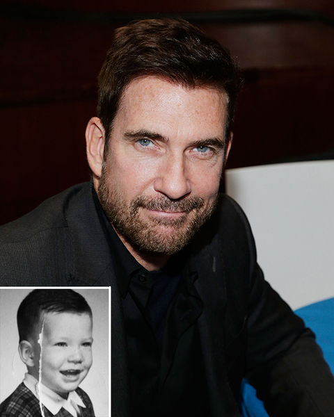 It's Dylan McDermott!