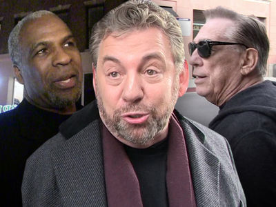 Charles Oakley: James Dolan Is the New Donald Sterling (VIDEO)