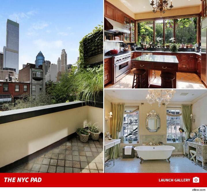 RHONY Star Sonja Morgan Lists Her NYC Townhouse, Take SEVEN