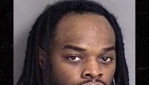 NFL's Trent Richardson -- Arrested For Domestic Violence