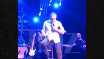 David Cassidy Appears Drunk In Concert ... Slurs, Falls, Forgets (VIDEO)