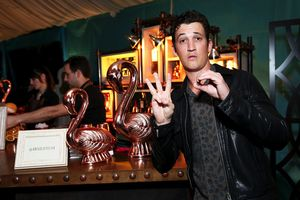 Miles Teller's 30th Birthday Party