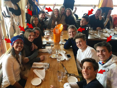 Malia Obama in Ultimate Rich Kids' Ski Trip Pic (PHOTO)
