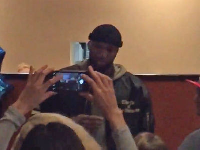 DeMarcus Cousins' Emotional Goodbye Speech ... 'Love For City Will Never Change' (VIDEO)