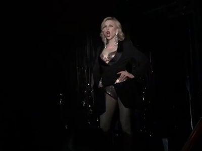 Cate Blanchett's Drag Show Lip-Sync (VIDEO)