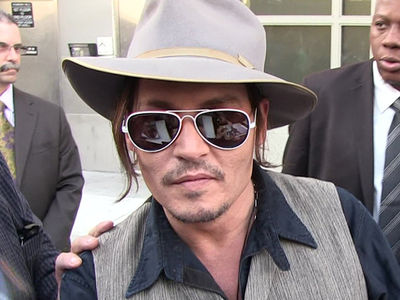 Johnny Depp Says Ex-Managers Suing Him Is a Joke, IRS Docs Prove It