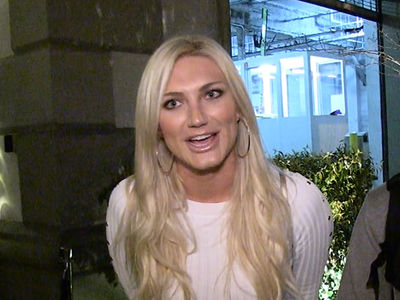 Brooke Hogan Names BEST WrestleMania Moment Ever (Hint: Involves Her Dad) (VIDEO)
