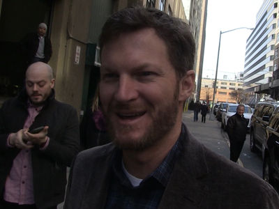 Dale Earnhardt Jr. Says He WON'T Name Kid 'Dale the 3rd' (VIDEO)