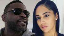 Darius McCrary Gets Restraining Order, Claims Wife Burned Him with Iron
