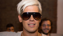 Milo Yiannopoulos Has Bad News for Haters, He's Staying in the U.S.A.