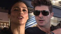 Paula Patton to Robin Thicke: You Wined and Dined DCFS Social Worker