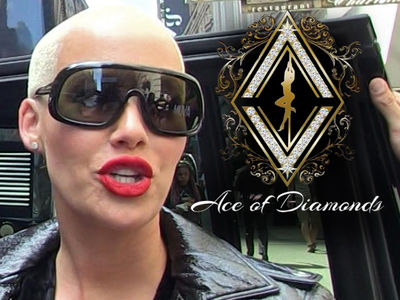 Amber Rose Sued by Ace of Diamonds Strip Club (VIDEO)