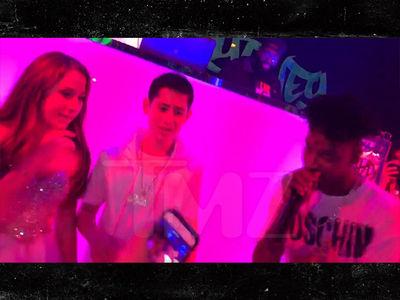 21 Savage Pulls Off B'nai Mitzvah Surprise (VIDEO)
