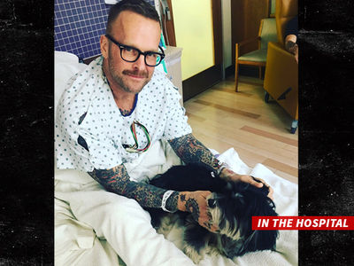 'Biggest Loser' Host Bob Harper on the Mend after Heart Attack (PHOTO)